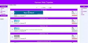 Purple SEO Aardvark Topsites Skins
